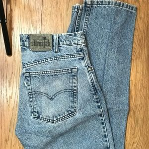 Levi's Silvertab Mens Jeans Size 31/32 (M96)